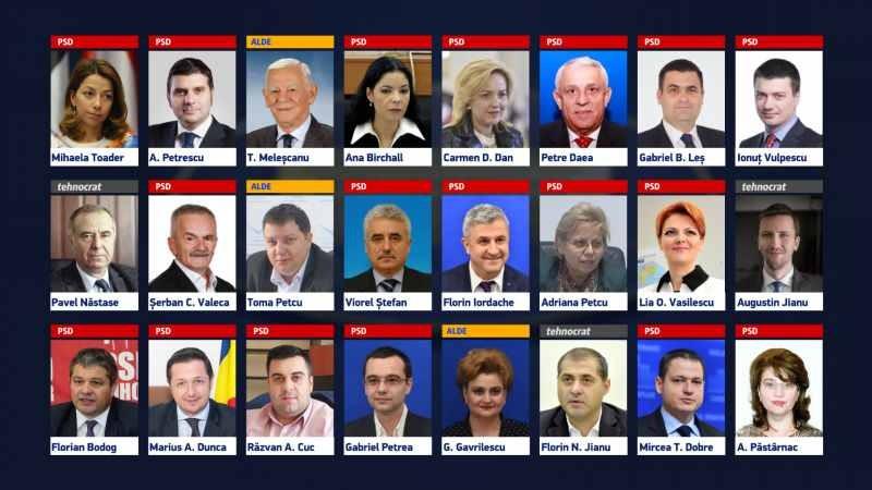 ministrii