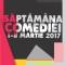 Afis Saptamana Comediei 2017
