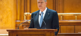iohannis parlam