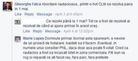 Comunicat Lupas Strand Gratuitate Zona Comerciala - 2 facebook
