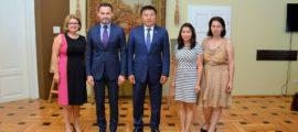 Delegatia Mongolia 2