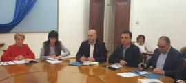 Foto-Comisie dialog social prefectura