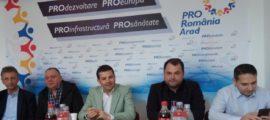 PRO Romania Arad - Daniel Constantin - conferinta de presa 14 martie 2019