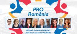 PRO Romania Parlamentul European 2019