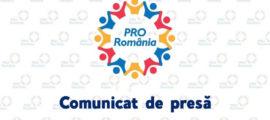PRO Romania LOGO