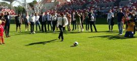 ministru stadion